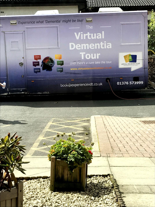 Virtual Dementia Tour Bus
